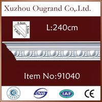high density polyurethane foam material for house decoration