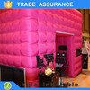 New design custom made wedding party inflatable photo booth