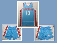 Custom Fashion Cheap Youth Basketball Uniform Design/Basketball Jersey