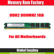 Alibaba stock escrow payment 64mbx8 1gb ram ddr2 800mhz