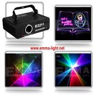 3D RGB Stage laser lights 1000mW laser projector DMX laser stage lighting Disco DJ Party Pub Bar KTV Events Live Show effects