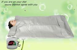 China market hot sale beauty equipment sauna blanket,easy slimming body wrap