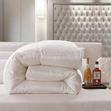 top level silk hotel sticky goose down duvet inner