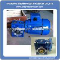 RV Series Hydraulic Gearbox With Low Noise