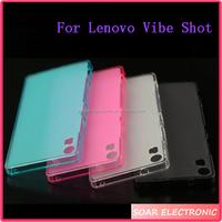 Pudding TPU Case Cover For Lenovo Vibe Shot Z90-7, TPU Case For Lenovo Vibe Shot Z90-7