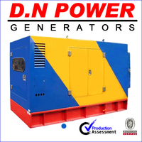 new generator specifications hot sale