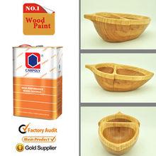 Hot Selling!!! CARPOLY High Performance Clear Wood Varnish (PU & NC & WB )