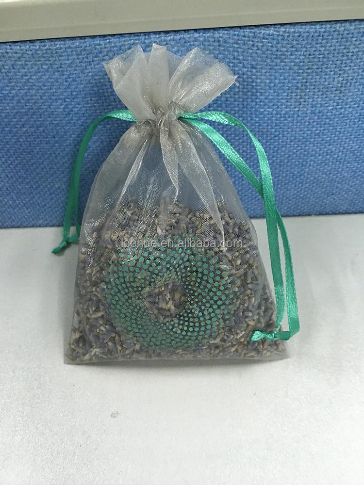 Potpourri organza pouch (3)