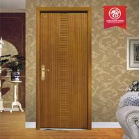 interior decoration mahogany door wood design