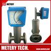 METERY TECH. Metal tube rotameter