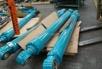 High quality High quality / manufacturer/ telescopic hydraulic cylinder and hydraulic power unit for tipper trailer