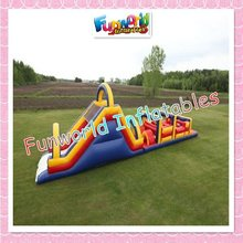2012 hot sales inflatable obstacle combo course game(OBS-269)