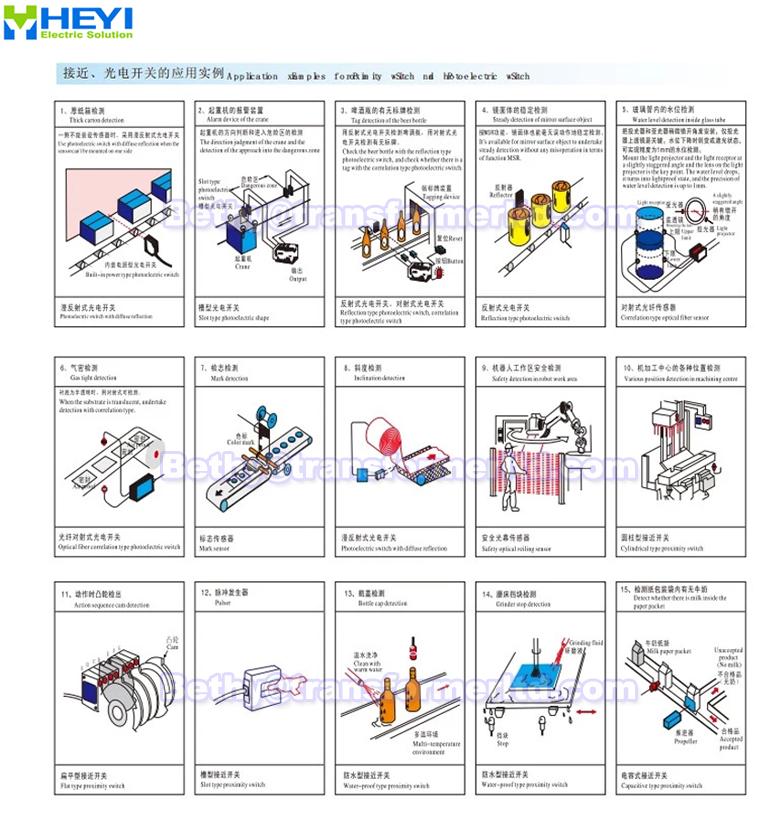 Low Proximity Sensor Cost Lj18a3-8-z/bx & Lj18a3-5-z/bxnpn No ...
