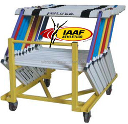 IAAF approved hurdle competition