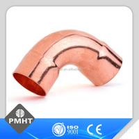Long radius socket weld copper elbow