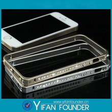 Mobile accessories diamond crystal cell phone for girls covers,diamond covers for iphone 5
