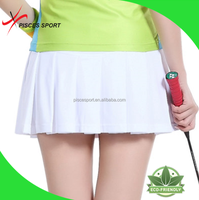 hot sale tennis short skirt for girls and sexi women in europe