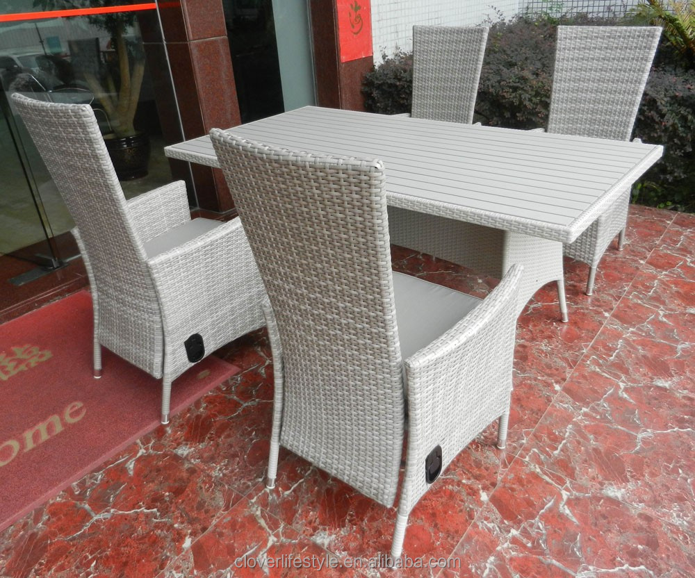 wicker dining room furniture patio dining table rattan dining set