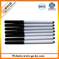 Cheap plastic whiteboard marker pen