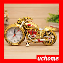 UCHOME Business anniversary gifts 2015 business premium and gift motorcycle alarm clock