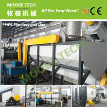 Ideal Designed PP PE Film Recycling Line