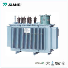 11KV step up 3 phase oil immersed transformer 2000kva transformer high voltage transformer price favorable