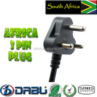 Magnetic SABS Standard South Africa High-Current Power Plug