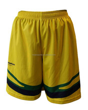 Sublimation Basketball Sports Shorts for Men Women