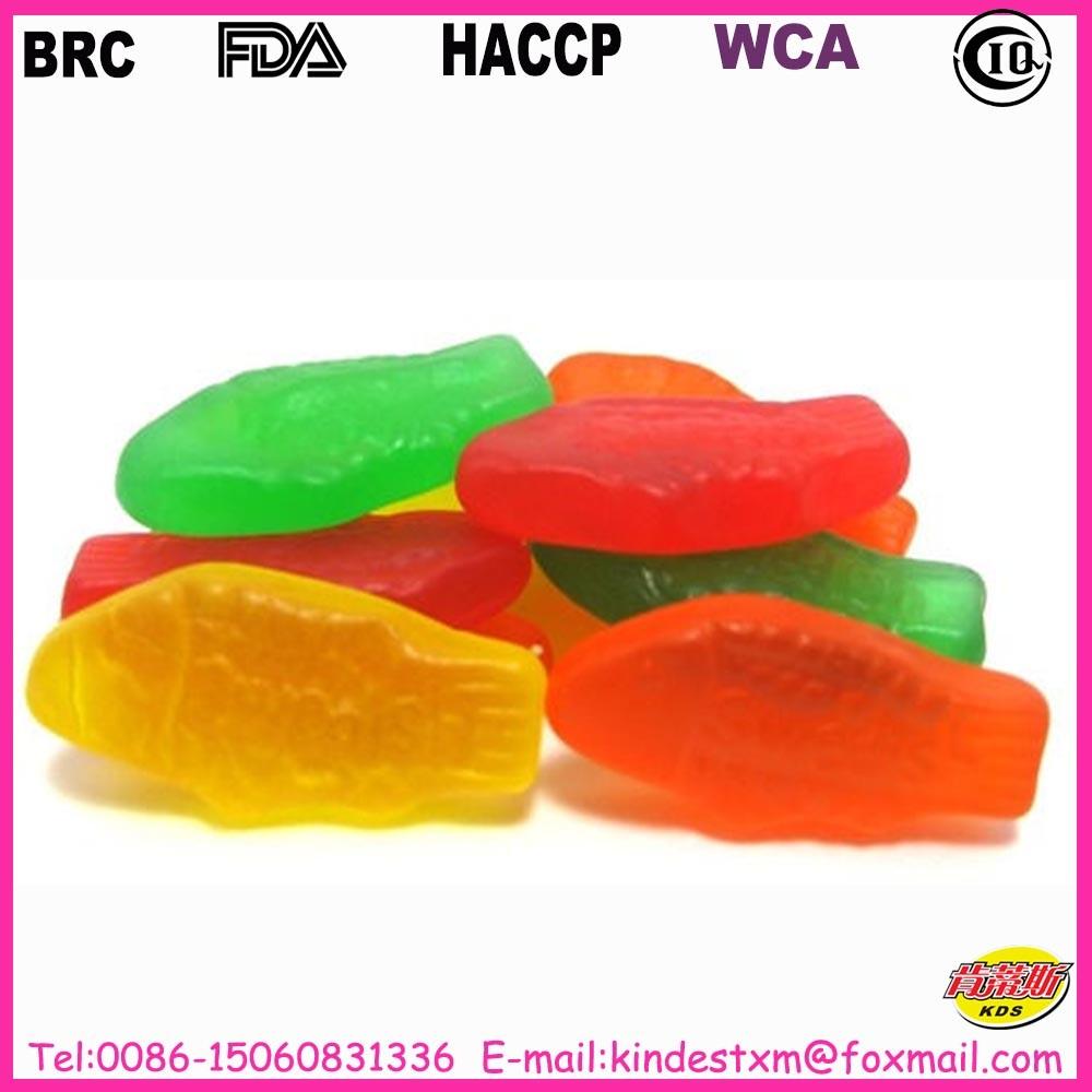 Multi Color Gummy Swedish Fish Candy - Buy Gummy Candy,Gummy Swedish ...