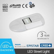 Aminum alloy&PC housing 50000hrs long lifespan IP67 20W led light street