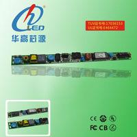 led meteor shower rain tube lights LED power supply wholesale for HGTF-G105A-U040 led tube luminaire