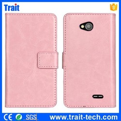 2015 Mobile Phone PU Leather Case for Huawei Y625