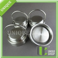 2015 New Products Stainless Steel Loop Cap