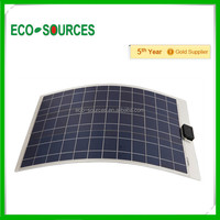AU stock 100w solar panel flexible waterproof for boat RV free shipping