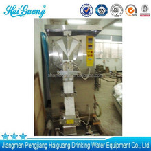 Contemporary new products sachet pack water sealer machine