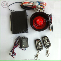 Hot sale one way car alarm L3000 car alarm system remote start vision car alarm system
