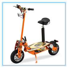 Fashion accept small order solar electric scooter