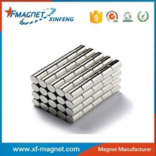 Wholesale Super Strong Neodymium Magnet Custom Cylinder Shape