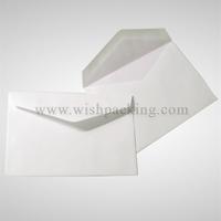 Self adhesive sticker strip paper envelopes