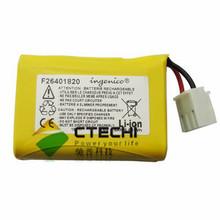 batería de repuesto para ingenico f26401652 batería para scaner y gprs