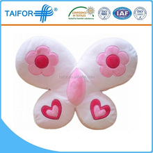 new stuffed plush butterfly toy with high quality