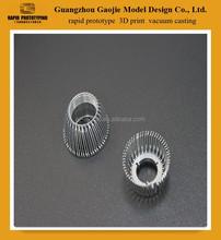 customised metal/plastic rapid prototype manufacturing cnc metal aluminum prototype
