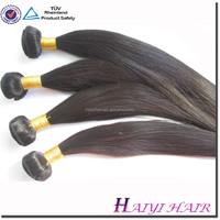 "24"" Unprocessed 6A Top Grade Virgin short Hair Brazilian curly Weave"