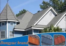 Plastic fiber cement roof tile made in China