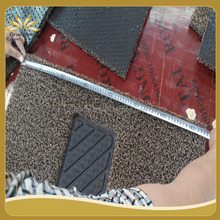 pvc car coil mat with waterproof ,anti slip and softly for you