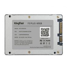 "KingFast High Durable Enterprise 2.5""SATAIII 60GB SLC SSD"