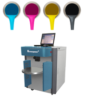 Automatic Paint Color Dispenser Can Be Equipped with Computer