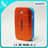 LED indicator 6600mah power bank 3g wifi router for cell phone
