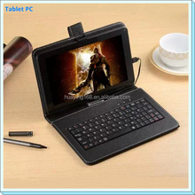 Tablet android 4.4 wifi 1GB RAM 8GB ROM 1024x600 Allwinner A33 Quad Core 3500mAh 9 inch Tablet PC