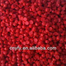 flame retardant pvc granulated plastic balls for cable